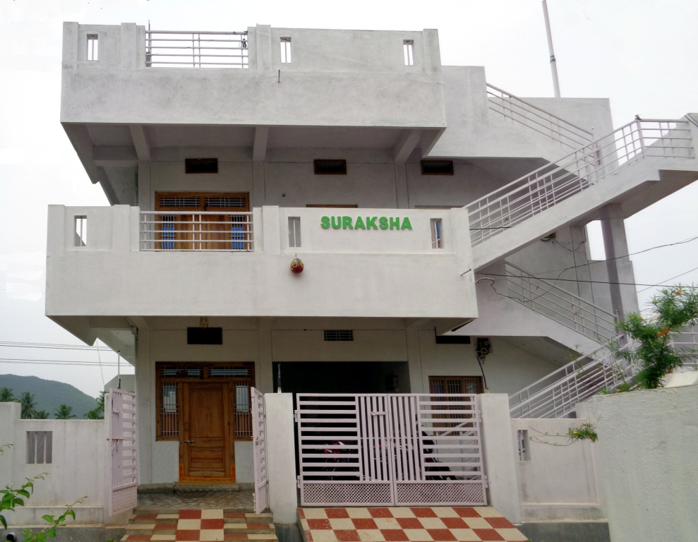 CENTRAL OFFICE BUILDING OF SURAKSHA AT PARALAKHEMUNDI ,GAJAPATI